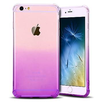 Anfire Funda iPhone 6 / 6S Plus Silicona Carcasa ...