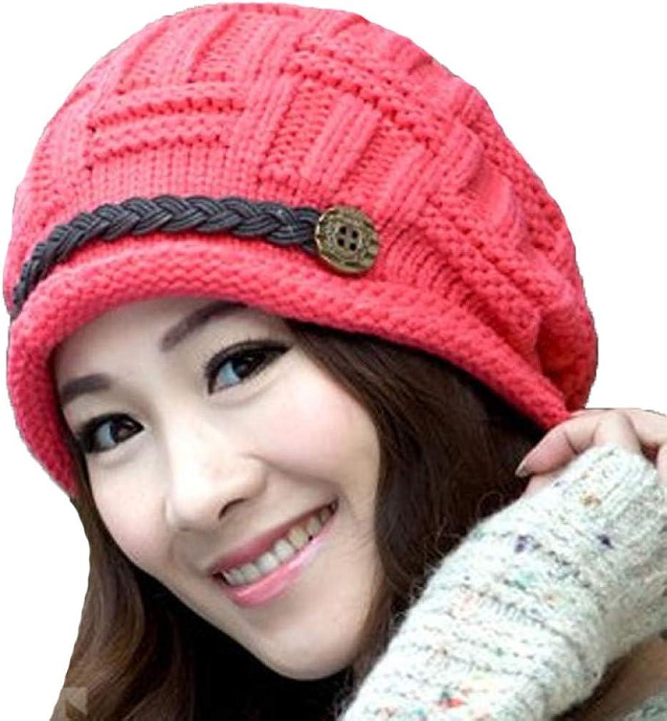 SANOMY Winter Women Wool...