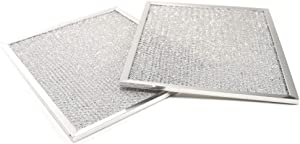 5303307779 Range Hood Aluminum Air Filter Kit Genuine Original Equipment Manufacturer (OEM) Part