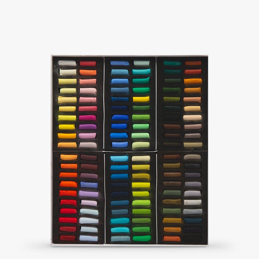 1//2 Soft Pastel C//Board 120 Paris Collection NEW