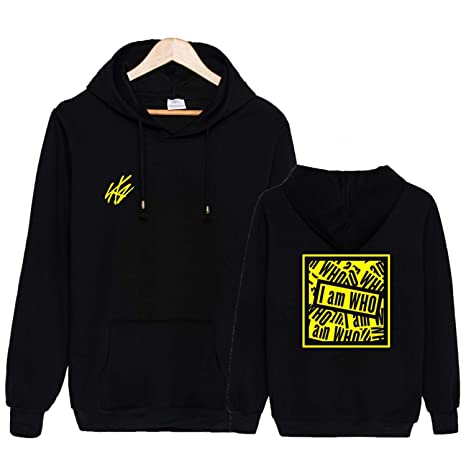 0492cbc14 Sports & Outdoors Boys AOPOSTALL Kpop Stray Kids I Am You Hoodie Jacket  Woojin Hyunjin Felix ...