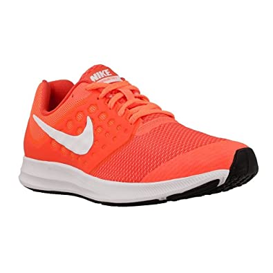 431b4722682f7 Nike - Downshifter 7 GS - 869969801 - Color  Orange-Red - Size  3.5   Amazon.co.uk  Shoes   Bags