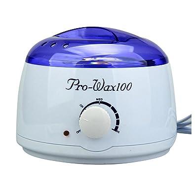 Wax Warmer Machine Inkach Electric Hair Removal Hot Wax Warmer Heater Machine Pot Depilatory