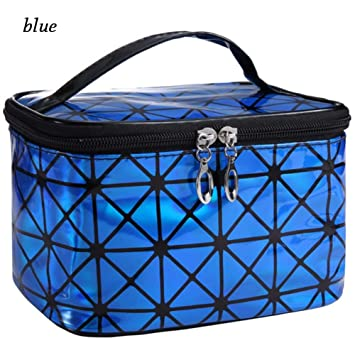 8a7cd329d5 Amazon.com   Ksruee 7.565.124.84in Portable Cosmetic Bag