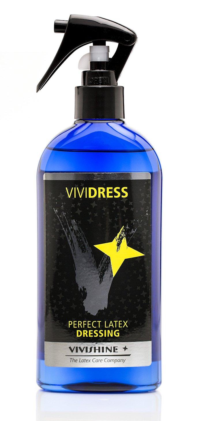 Vividress w/Spray 250ml Dressing Aid - For Latex Clothing
