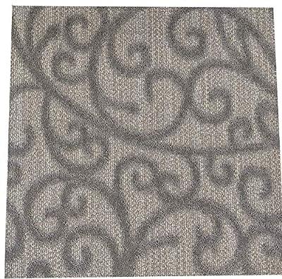 """Shaw Decoration Carpet Tile-24""""x 24""""(12 Tiles/case, 48 sq. ft./case)"""