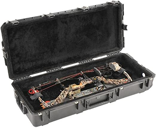 APX SKB Sports Camo Bow Case Wrap with Logo fits i-3614 Cases