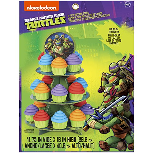 Wilton Treat Stand Teenage Mutant Ninja Turtles