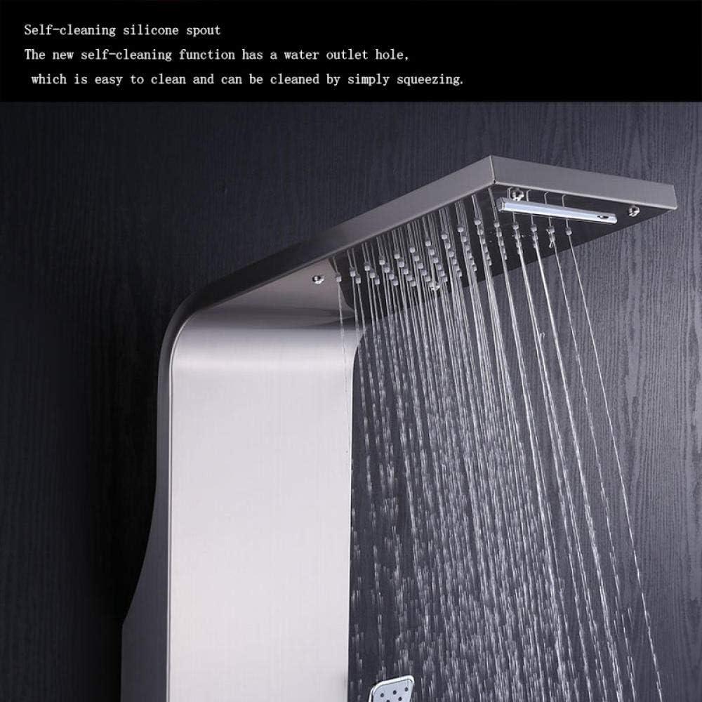 kutera Sistema de ducha 304 Conjunto de ducha de mampara de ducha ...