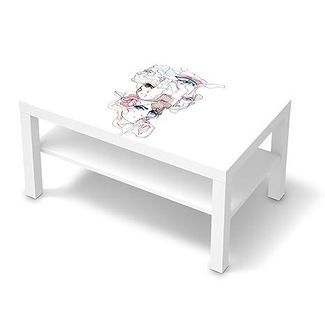 Juego de muebles de diseño de tatuaje de IKEA de laca de la ...