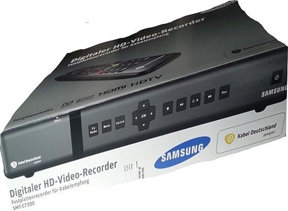 Samsung Digitaler Hd Video Recoder Smt C7200 Elektronik