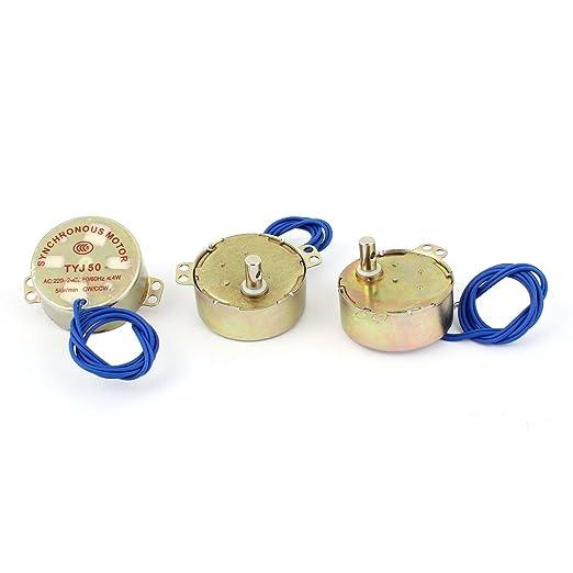 aexit CA 220 - 246 V 50/60Hz 5/6 rpm Microondas Horno ...