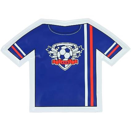 Housse-frescura-Cantimplora, diseño de lata de cerveza-Camiseta de fútbol,