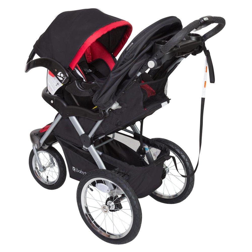 Spartan Baby Trend Range Jogger Travel System
