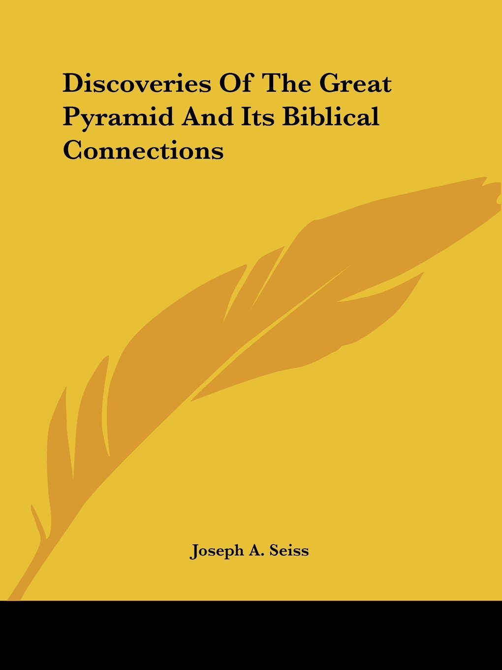 Discoveries Of The Great Pyramid And Its Biblical Connections pdf