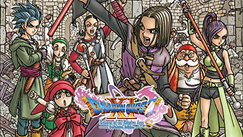 DRAGON QUEST XI S - Echoes of an Elusive Age - Definitive Edition - [Switch Digital Code]