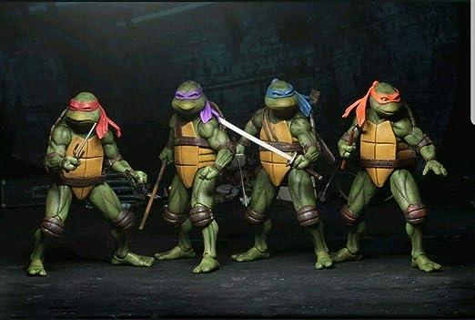 Amazon.com: PRE-Order - Juego de 4 figuras de acción de las ...