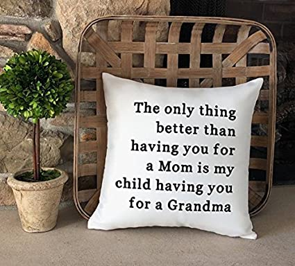 YYcharm New Grandma Gift Pregnancy Announcement For Grandparents Gifts Birthday