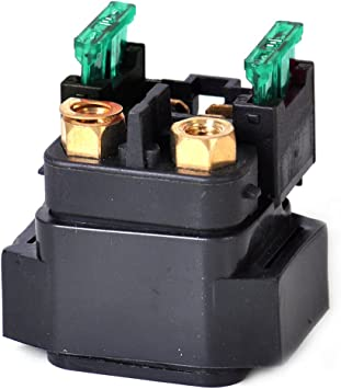 NEW YAMAHA STARTER RELAY SOLENOID GRIZZLY BRUIN KODIAK GRIZZLY 4SV-81940-12-00