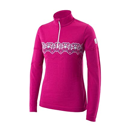 Amazon.com   Newland Ester Half Zip Womens Long Underwear Top ... 6a3791b89