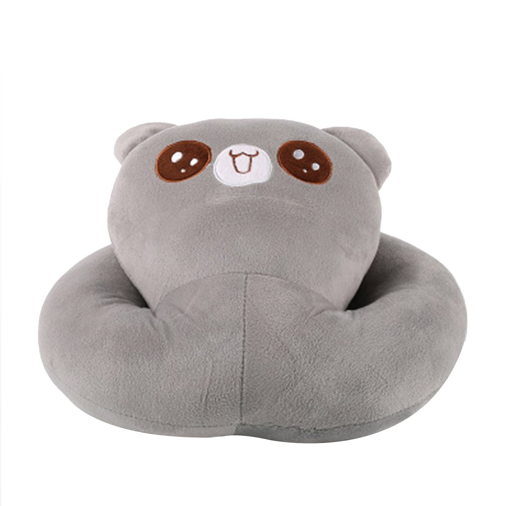 YEMOCILE Cartoon Cute Animal Pillow Neck Cervical Pillows Travel Nursing Office Pillow