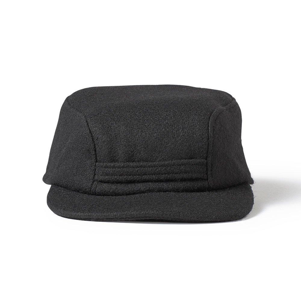 Filson Mackinaw Cap Black Small