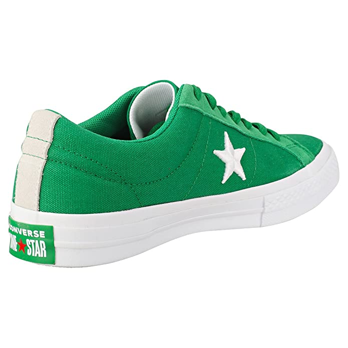 13a2a62c27fa Converse One Star Ox Mens Trainers  Amazon.co.uk  Shoes   Bags