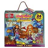 Best T.S. Shure Toys For 4 Year Girls - T.S. Shure - Daisy Girls Mermaids Jumbo Floor Review