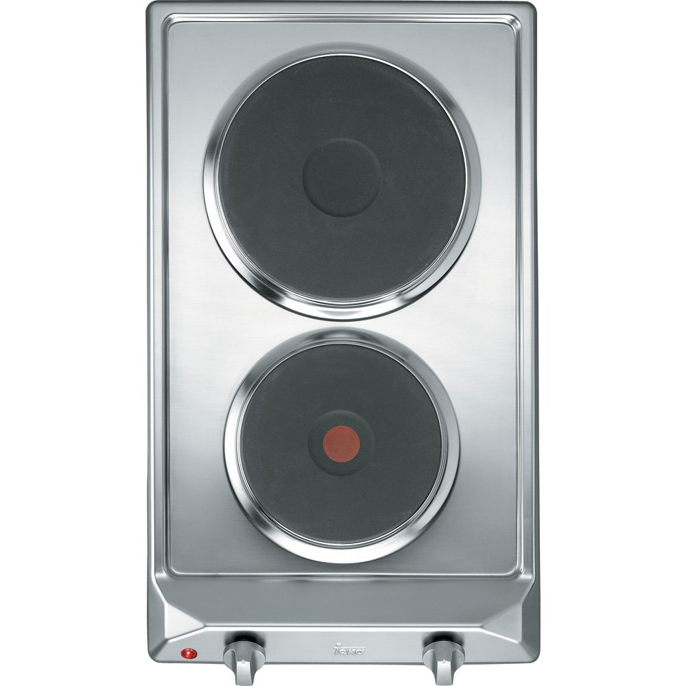 TEKA - VITROCERAMICA MOD EM 30 2P-T INOX (09012): Amazon.es ...