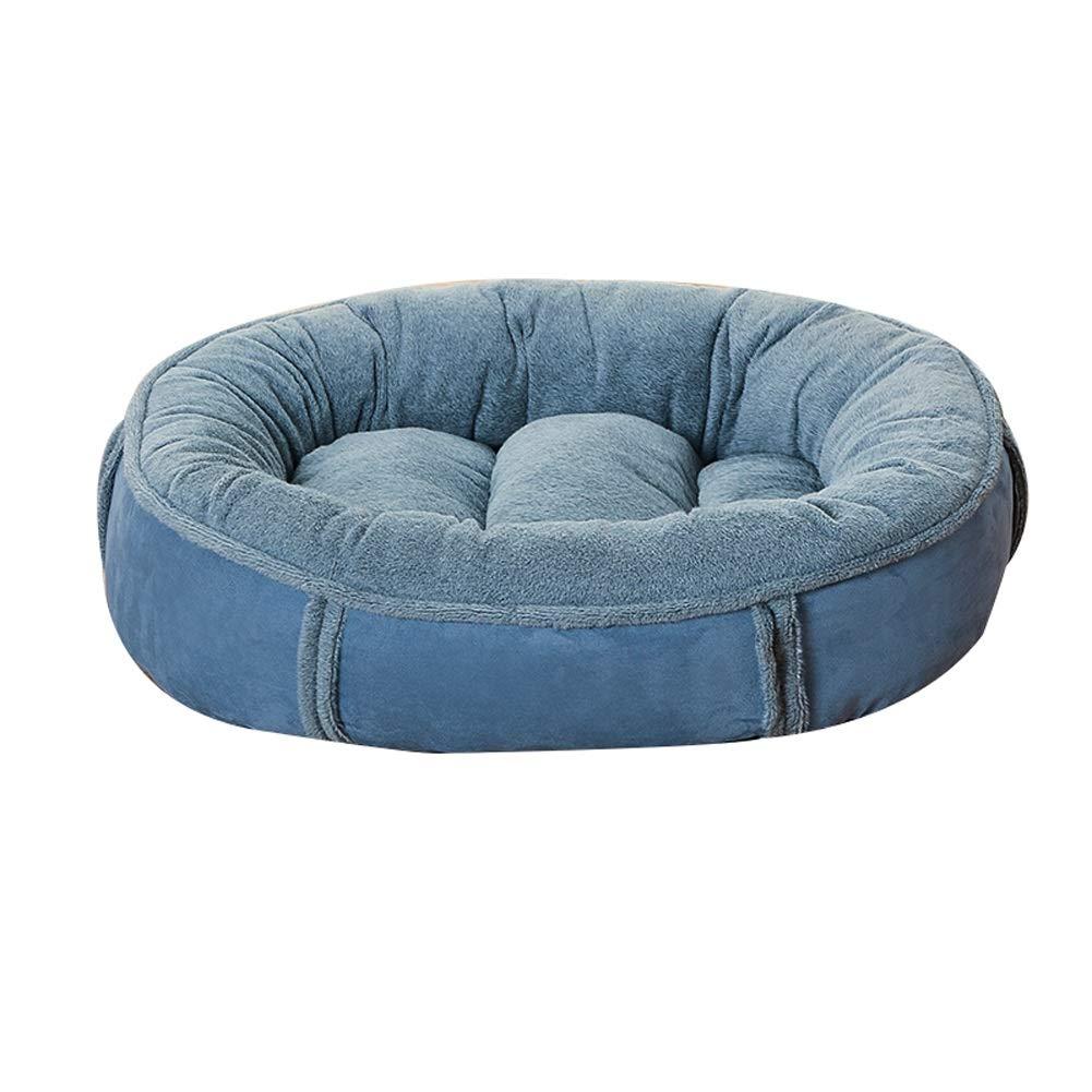 A SPet house Kennel Washable Four Seasons Pet Bed (color   C, Size   M)