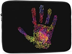 Above and Beyond We are All We Need Laptop Sleeve Case for Apple 10-17 Inch New MacBook