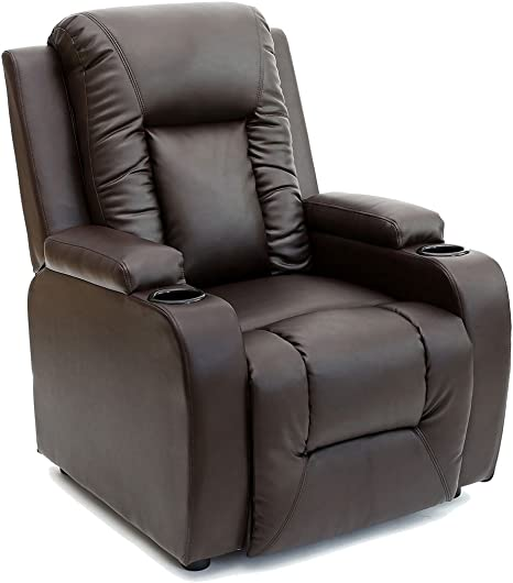More4Homes OSCAR BONDED LEATHER RECLINER - Top Pick