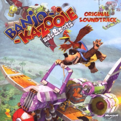 Banjo Kazooie: Nuts & Bolts / Game O.S.T. [Importado]