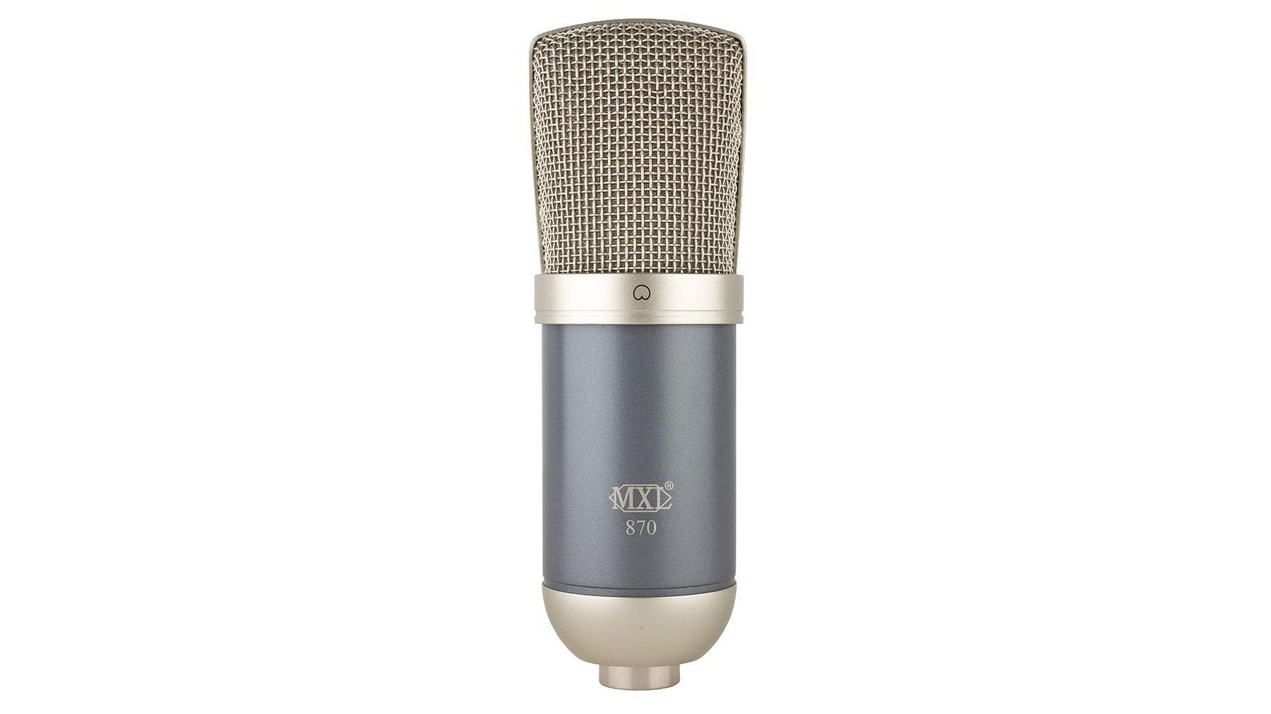 MXL 870 Versatile Studio Condenser Microphone