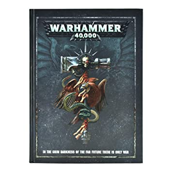 Warhammer 40,000: Rulebook 8th Edition