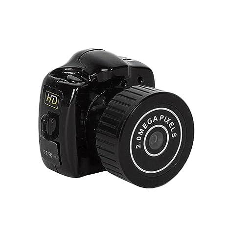 Tailcas® Multifuncional Cámara Más Pequeña / Mini Videocámara ...