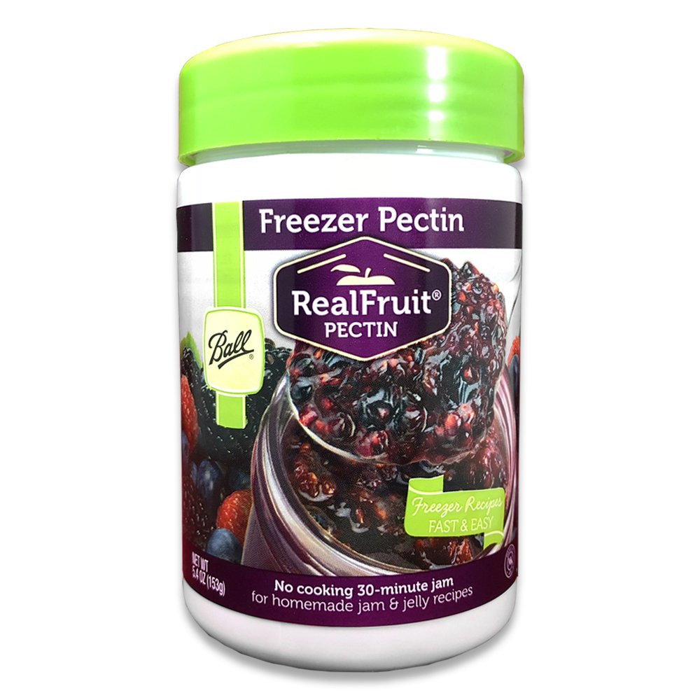 Ball RealFruit Instant Freezer Pectin Flex Batch 5.4 Ounces (1-Unit)