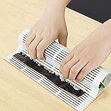 Homestia Sushi Roll Market Polypropylene Rolling Roller Mat Preparation Equipment