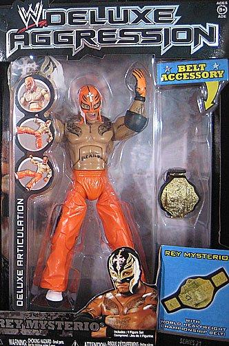 WWE Deluxe Figures #21 Rey Mysterio