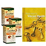 Terry Naturally CuraMed More Powerful Than Turmeric 750 mg 60 Softgel (Buy 3 Get FREE Book)