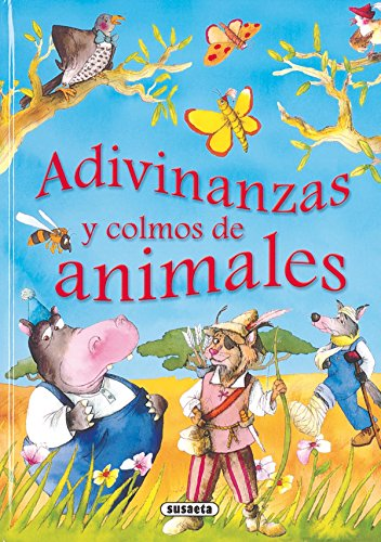 Adivinanzas y colmos de animales / Animal riddles and Jokes (Spanish Edition) - Celia Ruiz