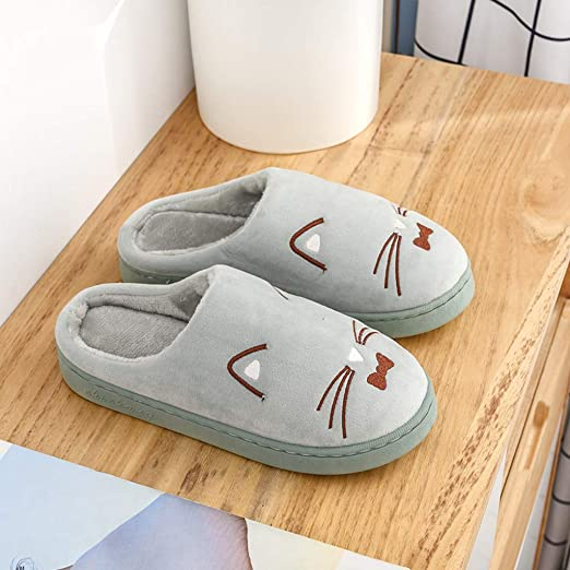 Kaitobe Slippers for Women Memory Foam House Slippers Womens House Shoes Winter Warm Home Slippers for Indoor//Outdoor