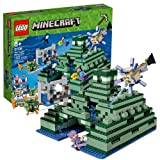 LEGO Minecraft the Ocean Monument 21136 Building Kit (1122 Piece)
