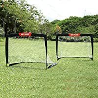 Net Playz Soccer Goal, Set of 2