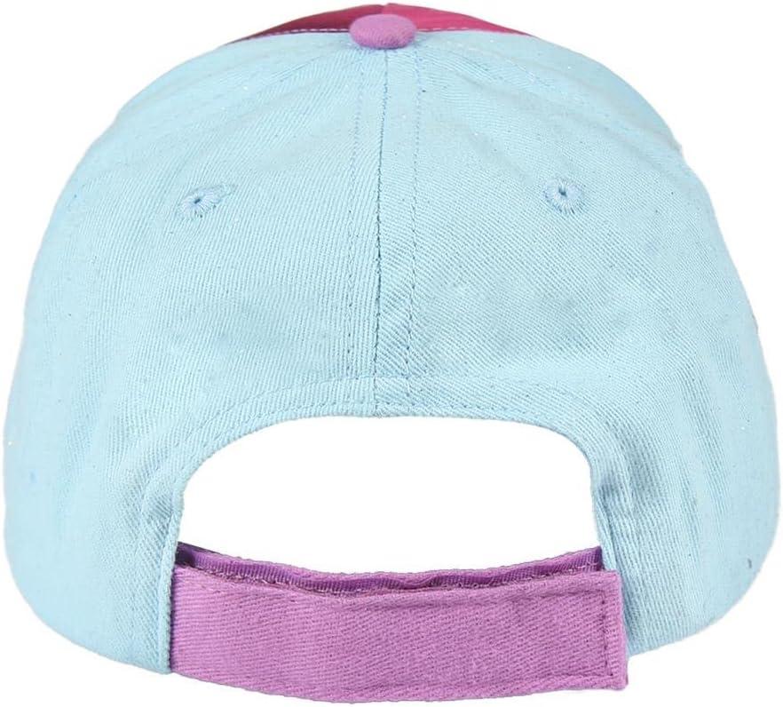 Color azul claro Trolls- Gorra premium 53cm talla /única Artesan/ía Cerd/á 2200002026