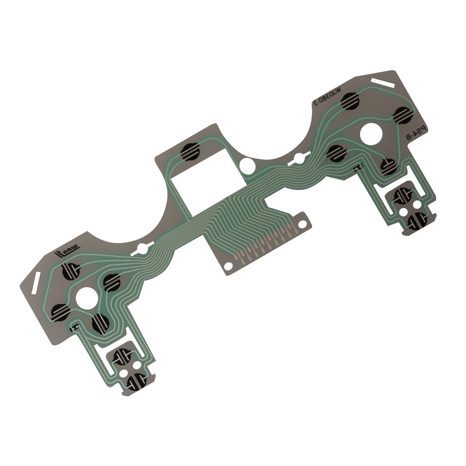 Amazon.com: Timorn Replacement Flex Ribbon Circuit Board for PS4 Playstation 4 Controller Conductive Film (1PCS): Computers & Accessories