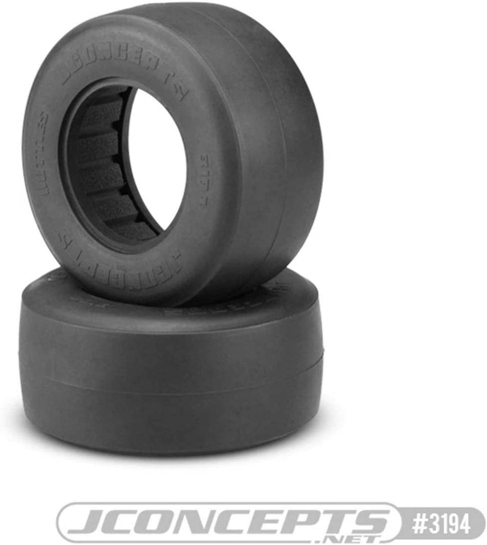 J Concepts Hotties Rear Drag Tires, Green (2): SCT, JCO319402