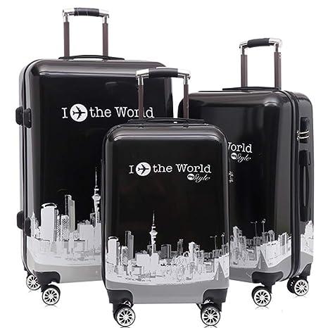 Maleta de equipaje 20in 24in 28in Construcción Imprimiendo ...
