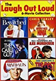 DVD : Beverly Hills Ninja / Bewitched / Cable Guy, the / Mixed Nuts / Pest, the / So I Married an Axe Murderer