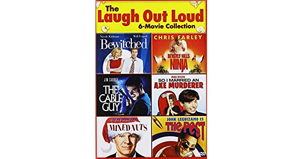 Amazon.com: Beverly Hills Ninja / Bewitched / Cable Guy, the ...